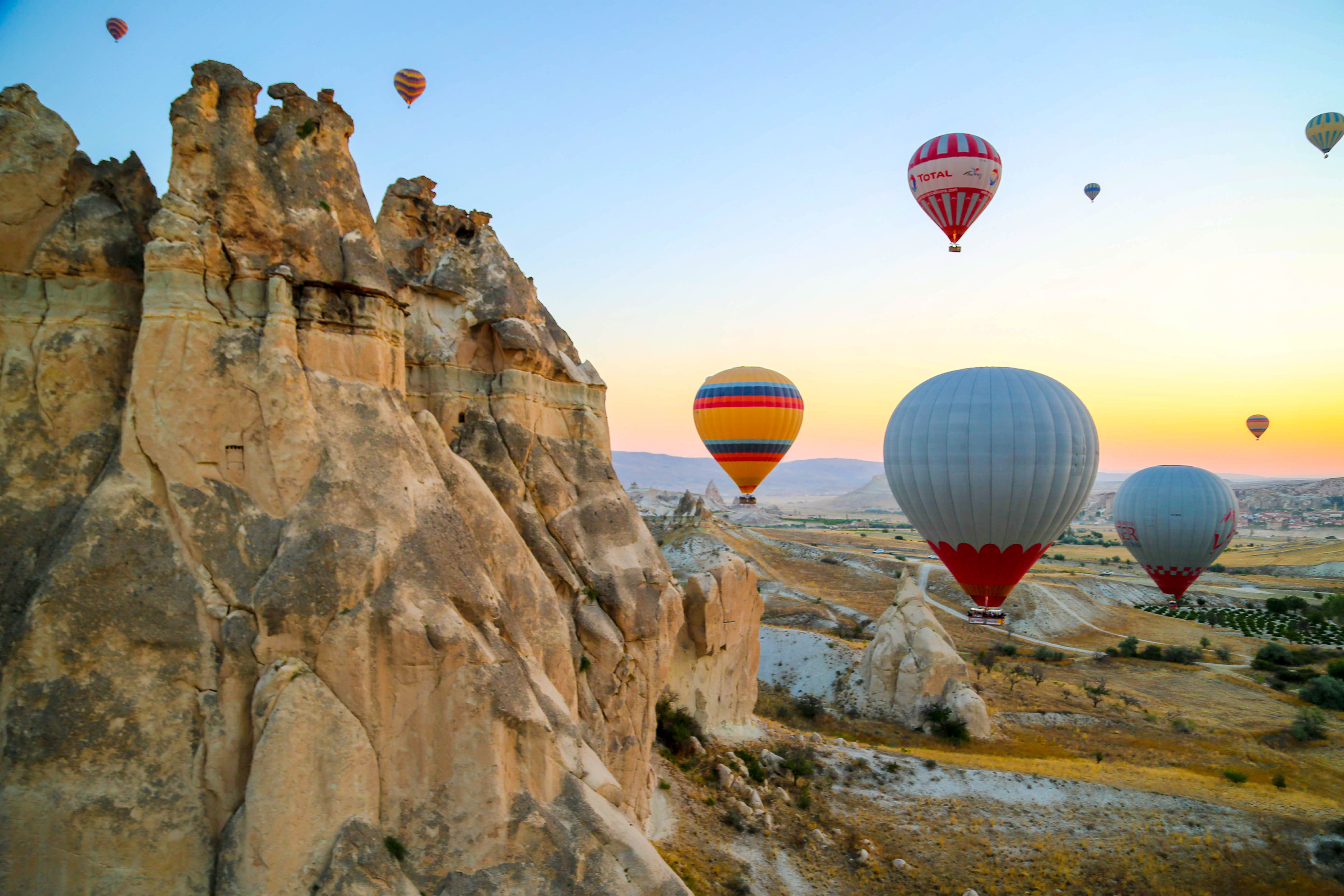Fairy Chimneys & Hot Air Balloons